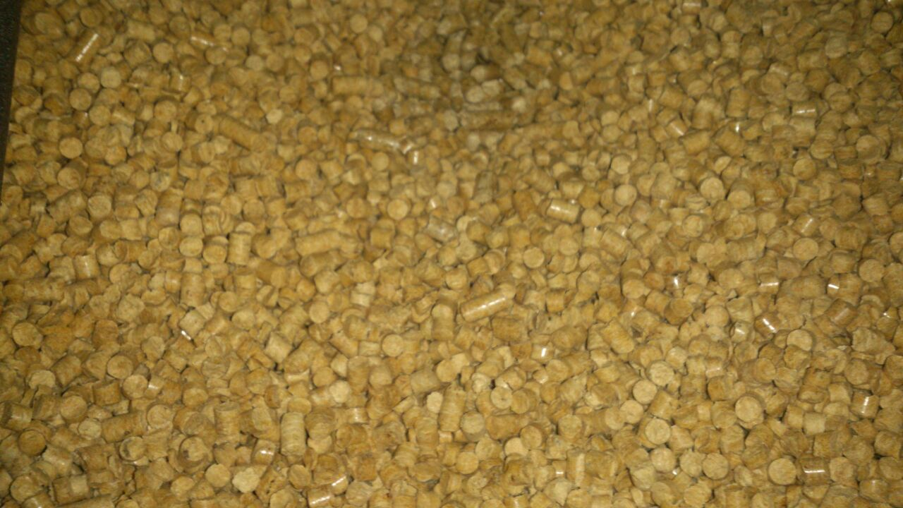 Лесной ресурс / Форум / Biofuels / Produce and sell light 6mm pellets A1