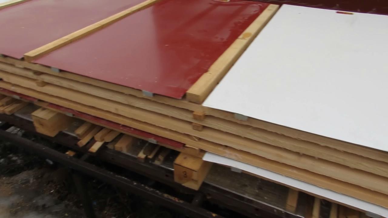 Лесной ресурс / Форум / General questions / Cassette rack wood
