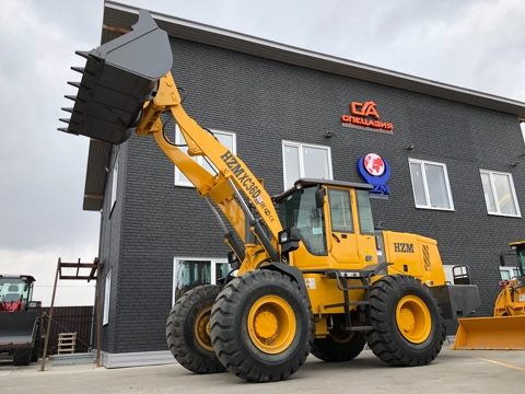 Лесной ресурс / Форум / The forum for related and other industries / Front and forklift with attachments.