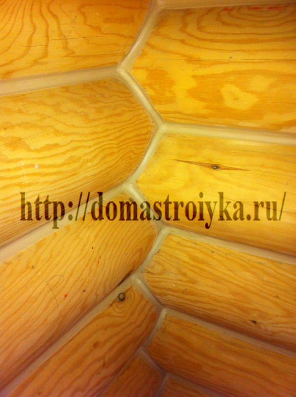 Лесной ресурс / Форум / The forum for related and other industries / Sealing of houses from logs and timber