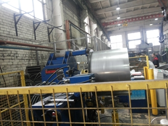 Лесной ресурс / Форум / The forum for related and other industries / Reversible fan for drying chambers