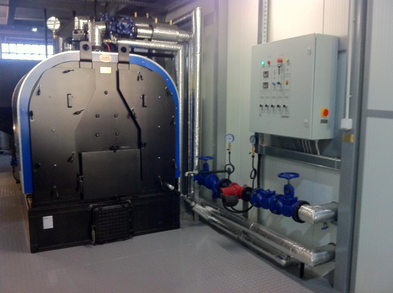 Лесной ресурс / Форум / Biofuels / Steam boilers for pellets