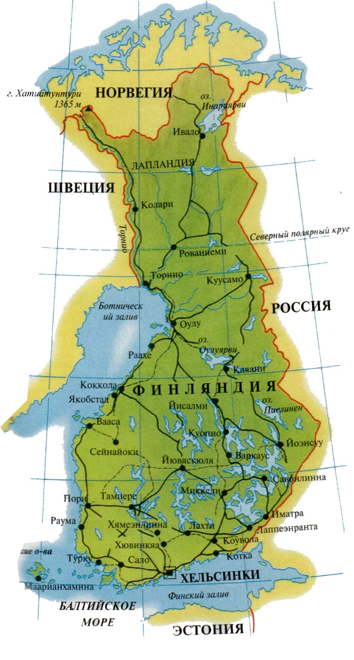 Лесной ресурс / Форум / Discussion of news of the forest industry / Russia may impose restrictions on the timber trade with Finland