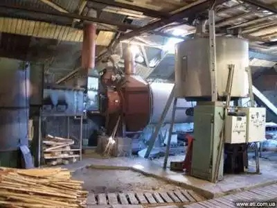 Лесной ресурс / Форум / Biofuels / Pressing sawdust into fuel briquettes Pini&Kay